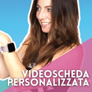 VIDEOSCHEDA PERSONALIZZATA
